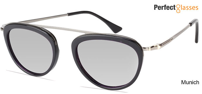 cc5b821250 Be it any frames you opt for  Perfect Glasses eyewear collection will add  life to your closet. And these Munich eyeglasses and sunglasses reflect the  glint ...