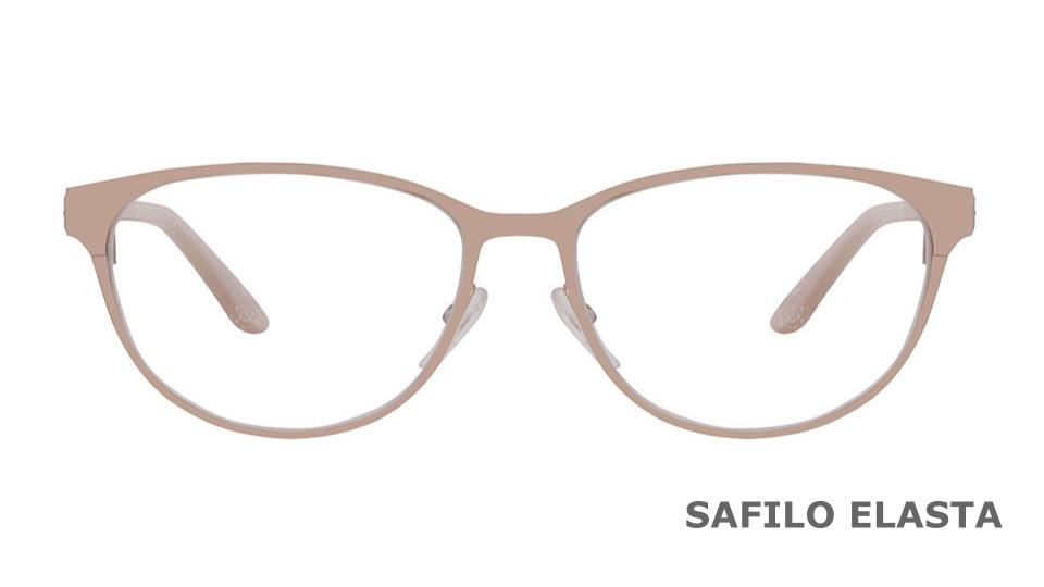 f58c713faa Gold works almost as a neutral shade with just a hint of sparkle. These  Unisex retro style ultra modern and edgy golden full-rimmed frames are  chic