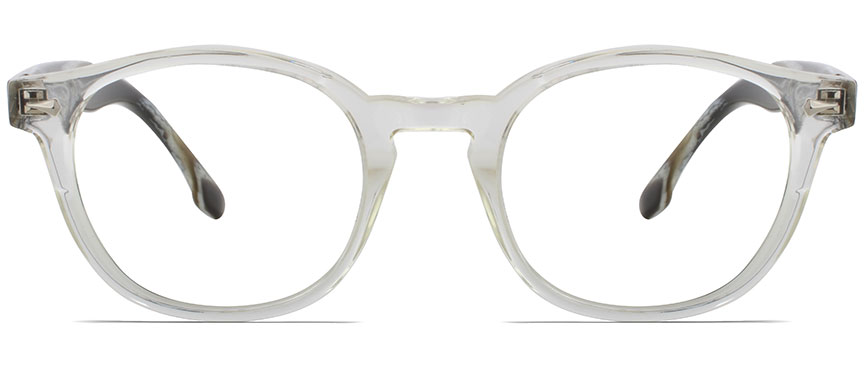 carrera clear glasses