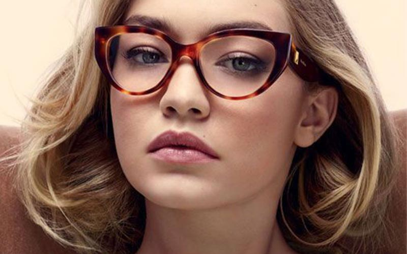 Cat-Eye Prescription Glasses