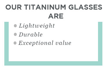 Titanium Featherlight