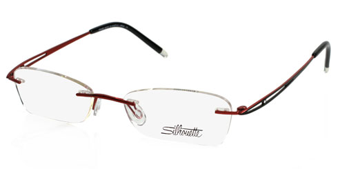 Rimless Glasses Repair Parts : SILHOUETTE GLASSES FRAMES - Eyeglasses Online