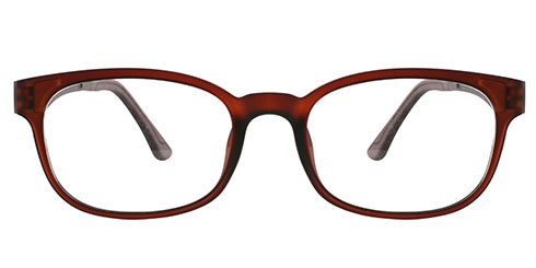 Buy Frames Between £31 to £40 - Alan Baker 1506 BRN