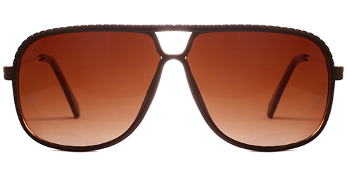 Brown Frames Online: Aviator 3030 BRN