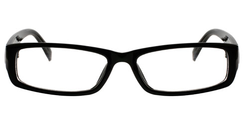 Black Frames Online: English Young 8154 52