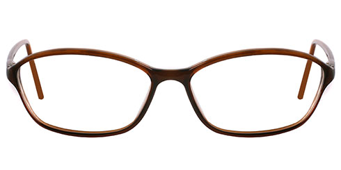 Brown Frames Online: Fling 001 BROWN