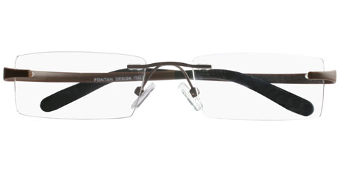 Buy Frames Between £71 to £100 - Fontan TR90 8804 BRN