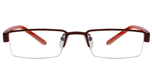 Buy Colourful Spectacles & Frames Online: Kadio G1001 MRN