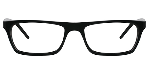 Buy Colourful Spectacles & Frames Online: Oak M 1490 BLK GRAY