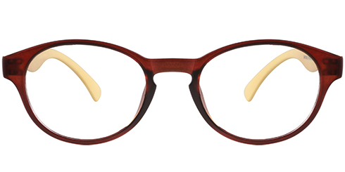 Buy Frames Between £21 to £25 - Smoke SK1023 BROWN