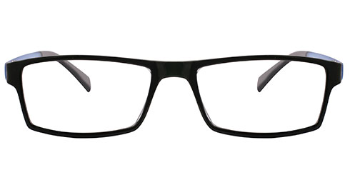 Buy Frames Between £31 to £40 - Zest BLK BLUE