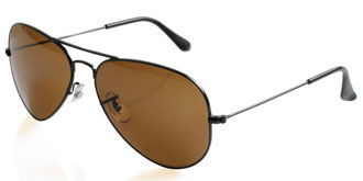 Brown Frames Online: Aviator 2013  3025 R0202
