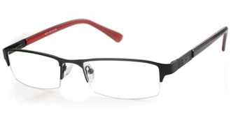 Buy Frames Between £71 to £100 - Black 30712 BLK
