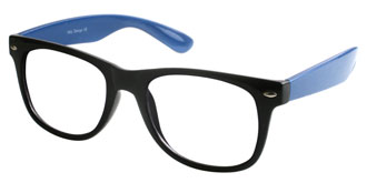 Buy Frames Between £41 to £50 - Colours102 BLK BLU