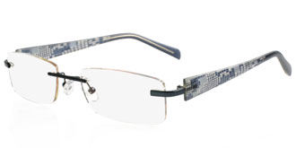 Buy Frames Between £71 to £100 - Flam F2006 BLUE
