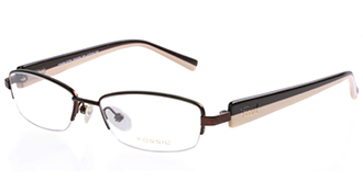 Brown Frames Online: Fossil OF4038 200