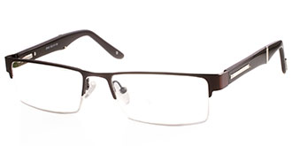 Brown Frames Online: Holistic 27431