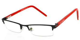 Buy Frames Between £71 to £100 - Lan Comen LC004 BLK