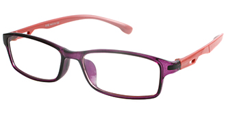 Buy Colourful Spectacles & Frames Online: Lantun 8162 155