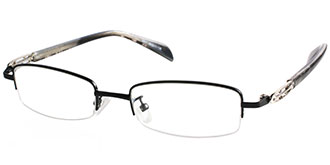 Buy Frames Between £41 to £50 - Meishi 2011 BLK