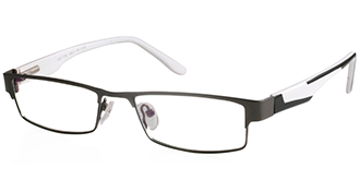 Buy Frames Between £26 to £30 - Melody 40175 DKGUNM WHT