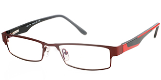 Buy Colourful Spectacles & Frames Online: Melody 40175 MRN