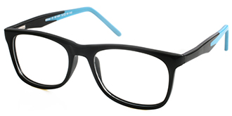 Buy Frames Between £41 to £50 - Oak M 1484 BLK BLU