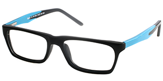 Buy Frames Between £41 to £50 - Oak M 1490 BLK BLU