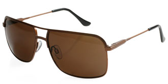 Brown Frames Online: Pebble 1001 BRN