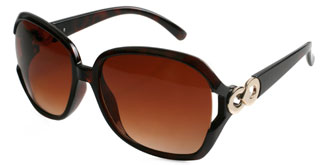 Brown Frames Online: Pebble 1007 BRN