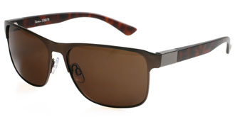 Brown Frames Online: Pebble 1010 BRN