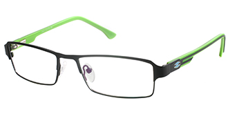 Buy Frames Between £41 to £50 - Poetry 13411 BLK GRN