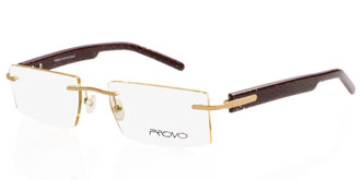 Buy Frames Between �41 to �50 - Provo PR6056 GLD