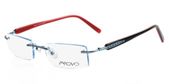 Buy Frames Between £71 to £100 - Provo PR8406 BLUE