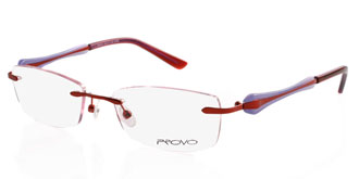 Buy Frames Between £51 to £70 - Provo PR9004 MRN