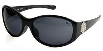 Buy Frames Between �71 to �100 - Puma PU15095 BK