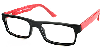 Buy Frames Between £41 to £50 - Ready M 1026 BLK RED
