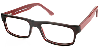 Buy Colourful Spectacles & Frames Online: Ready M 1026 MRN