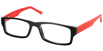 Buy Frames Between £21 to £25 - Ritche M9003 BLK RED