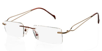 Brown Frames Online: Roullete CC2614 C4