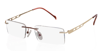 Brown Frames Online: Roullete CC2623 C5