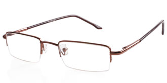 Buy Frames Between £71 to £100 - Sak 2106 BRN