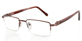 Buy Frames Between £71 to £100 - Sak M 534 BRN
