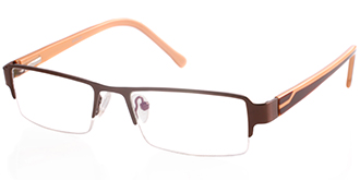 Buy Frames Between £71 to £100 - Spice 184 BRN