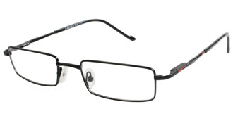 Buy Frames Between £51 to £70 - Synergy S 4041 BLK