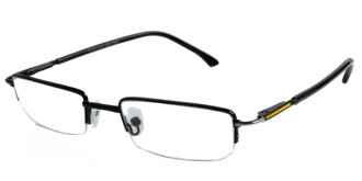 Buy Frames Between £71 to £100 - Synergy S4472 BLK