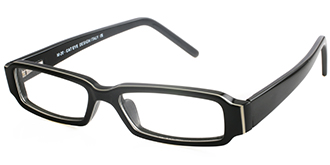 Black Frames Online: The Cat Eye M20 BLK