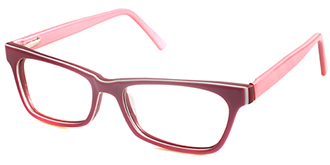 Pink Frames Online: The Cat Eye M8 PK