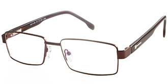Brown Frames Online: Time 40145 BRN