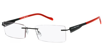 Black Frames Online: Tommy Fashion TF1601 BLK